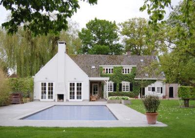 uitbreiding landhuis Sint Michielsgestel
